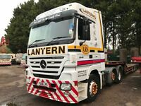 2006 '56' MERCEDES 2546 ACTROS MEGA SPACE CAB (EURO 4) - RECOVERY UNIT