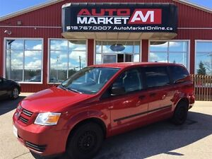 2009 Dodge Grand Caravan STOW and GO!!! WE APPROVE ALL CREDIT