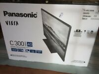 "Panasonic Viera 40"" 1080p HD LED Television - Excellent Condition, packaged"