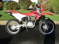 Honda Crf 230 ,Very good condition, must be seen.