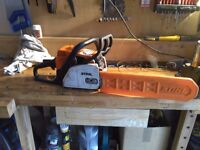 Sthil ms170 chainsaw