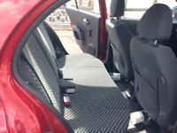 Nissan Micra SE 1.2 2006 Red 5 Doors 57500 Miles 2 Keys