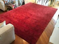 Red Carpet 335x245cm | India, Iranian Wool | 100,000 Knots m2