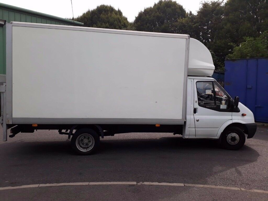 366da590ef1dba   Ford Transit Luton for Sale - Low Mileage with Service History