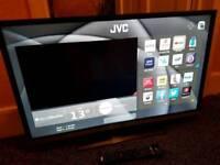 JVC 43 inches smart tv LED