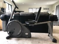 Exercise Bike Semi-Recumbent