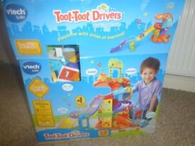 Vtech Baby Toot Toot Parking Tower Age 1-5 years