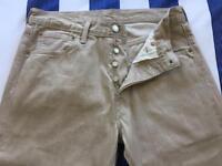 Original fit Levi 501 jeans