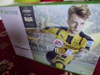 Xbox One S FIFA 17 Bundle (500GB)!