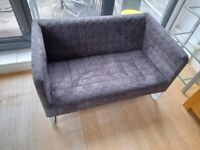 2 x 2 seater sofas great condition nearly new