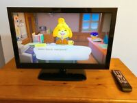 Marks & Spencer 24 inch LED TV Television Full HD 1080p with Freeview - Bedroom Gaming Kids Room M&S