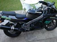 Kawasaki Zx6r f2 excellent condition
