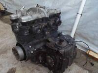 KAWASAKI ZR7 ENGINE £300 Model year 2000 Tel 07870 516938 Air Cooled 30k