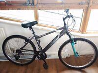 Apollo Womens Mountain Bike Alloy Frame size 17
