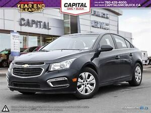 2016 Chevrolet Cruze LT-Sunroof-Pioneer sounds system-Rear camer