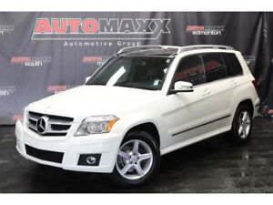 2011 Mercedes-Benz GLK-Class GLK350 4MATIC Loaded!!