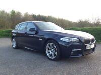 BMW 520D AUTO M SPORT EXEC