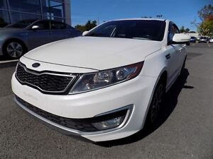 2012 Kia Optima Hybrid Base Cruise Caméra de recul Bluetooth