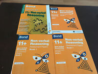 New Edition 2015 Bond 11+: Non Verbal Reasoning: Assessment Papers: 9-10, 10-11 & 11-12 Years Book 1