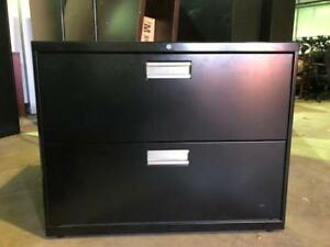Hon 2 Drawer Lateral Filing Cabinet - $150