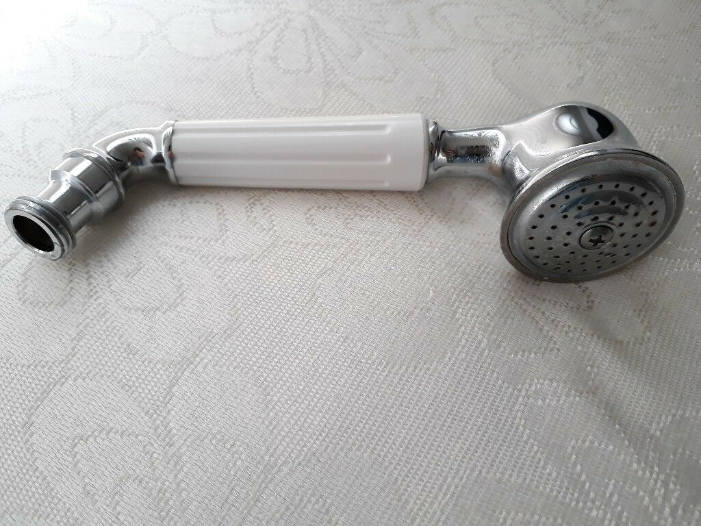Vintage shower head - white | in Sheffield, South Yorkshire | Gumtree