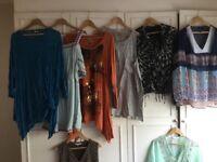 Bundle of women's clothes size 16 - 18
