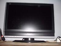 Panasonic Viera Tx-26LXD70 Freeview LCD Tv