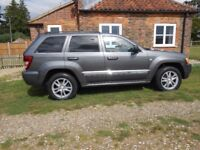 Jeep Grand Cherokee Limited CRD 2006