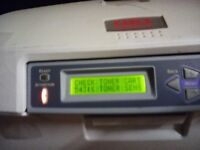 OKI C5950 COLOUR LASER PRINTER WITH COLOR TONNER FUALTY