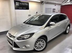 🌟🌟 Superb 2013 Ford Focus 1.6 tdci Zetec. Diesel. Low Miles. Low Tax. PX, FINANCE, WARRANTY 🌟🌟