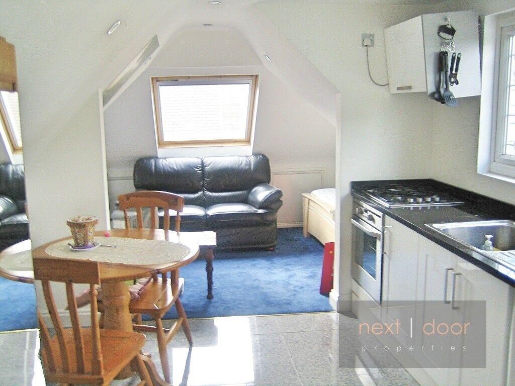 Lovely studio conversion apartment near Kings Hospital in Denmark ...
