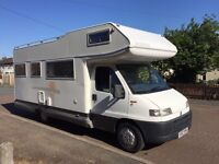 Fiat Ducato 2.8 turbo diesel with towbar!!!!! A/C !!!!!!