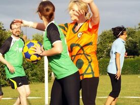 Want to get fit and meet new people? Join our FREE beginner korfball sessions in Headington!