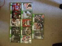 250GB xbox 360 lots of games trade for PS3 or HD TV