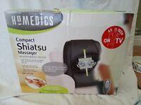 HOME MEDICS SHIATSU BACK MASSAGER