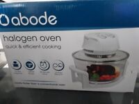 Halogen Oven - never been out the box