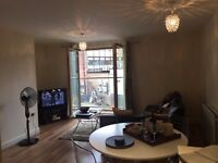 2 Double Rooms, 2 Bathrooms in Luxury City Centre Apartment