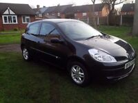 For sale Renault Clio 1.2 16v,2007.