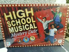 High school musical mystery date