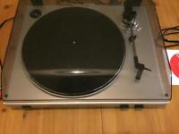 Ion it USB record player Turntable