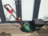 Qualcast Cylinder Light weight electric lawn mower