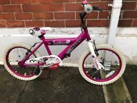 18in bike