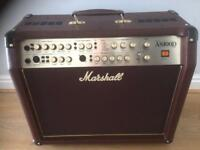 Marshall AS 100 acoustic amp