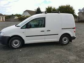 Volkswagen caddy 2008 £3300 NO VAT