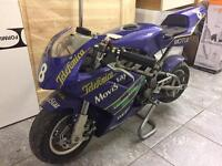 Water cooled minimoto mini moto blata very fast