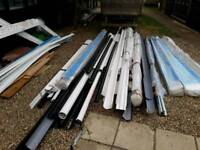 Assorted guttering and fascia trims