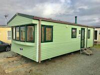 Static Caravan For Sale 12Mth Park 2017 Site Fees Sea Views Ocean Edge NorthWest Lancaster
