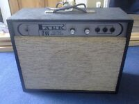 Retro 70's Park guitar amp - full working order