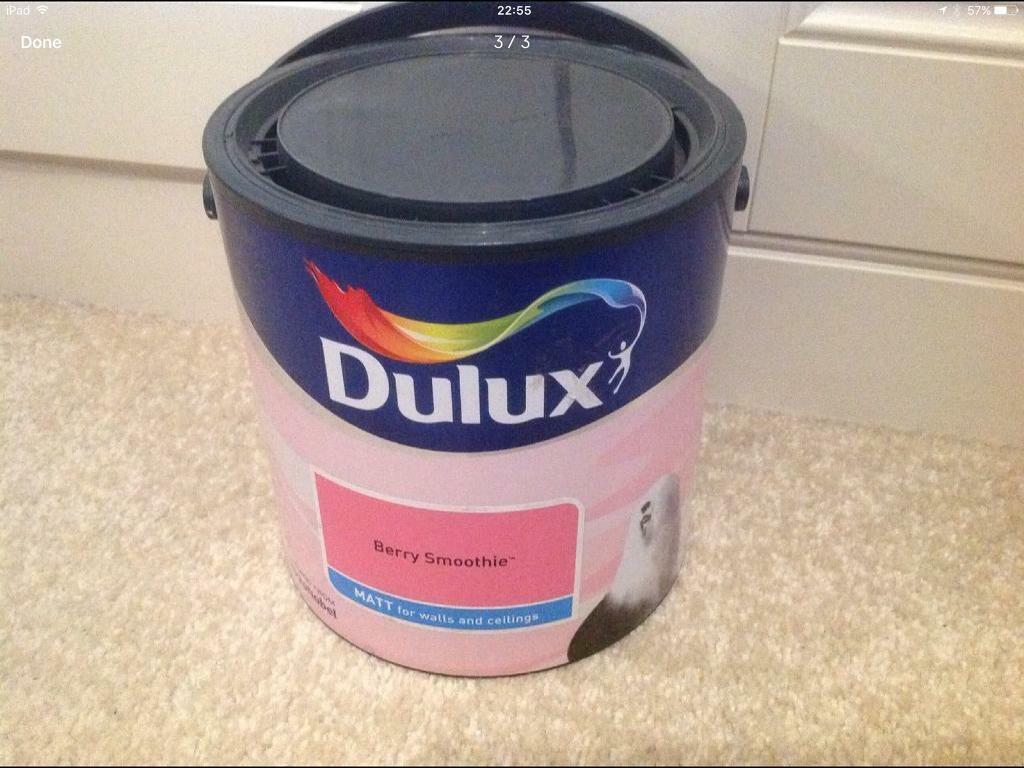 Dulux emulsion - Berry Smoothie