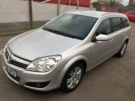 ASTRA 1.9 AUTOMATIC 2008 DIESEL ESTATE LONG MOT 2 OWNERS 2 KEYS GREAT CONDITION